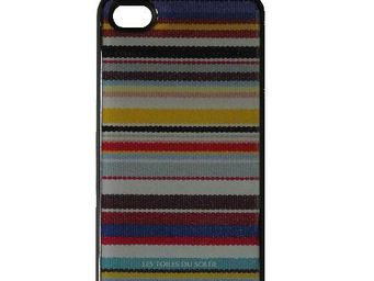 Les Toiles Du Soleil - tom multicolore - Cellphone Skin