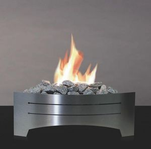 ALFRA FRANCE - firekit design - Flueless Burner Fireplace