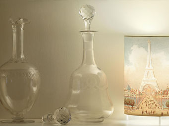 TOUCH OF LIGHT -  - Table Lamp