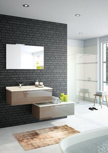 Ambiance Bain - akido - Bathroom Furniture