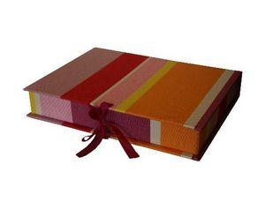 Les Toiles Du Soleil - zinnia - Correspondence Box