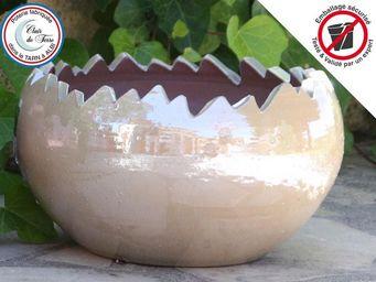 Les Poteries Clair de Terre - jurassic - Decorative Vase