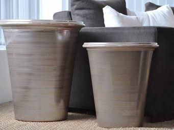 Les Poteries Clair de Terre - baobab - Flower Container