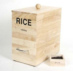 Acacia -  - Rice Basket