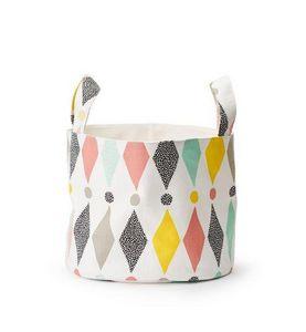 LITTLEPHANT - harlequin - Storage Basket