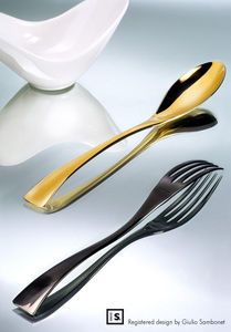 LA TAVOLA - titanium collection - Cutlery