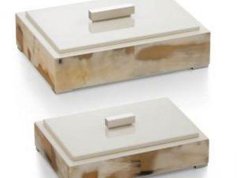 ARCA HORN -  - Decorated Box