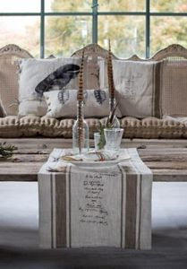 BLANC MARICLO -  - Dining Table Runner