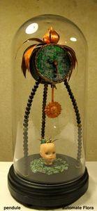 ERIC WEBER KNOCKONWOOD -  - Clock Work Toy
