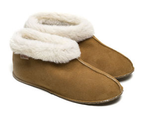 BABBI - apache tabacco honey-femme - Slippers