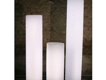 Slide - lampe design - Illuminated Column