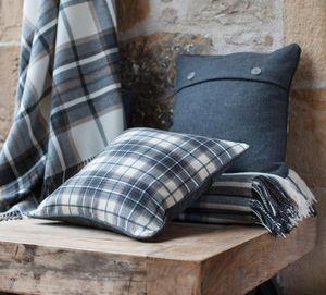 Johnstons of Elgin -  - Square Cushion
