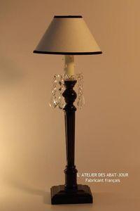 L'ATELIER DES ABAT-JOUR -  - Cone Shaped Lampshade