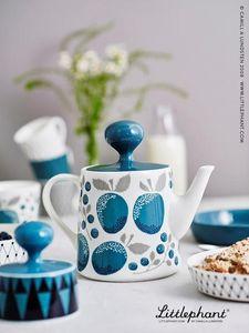 LITTLEPHANT -  - Teapot