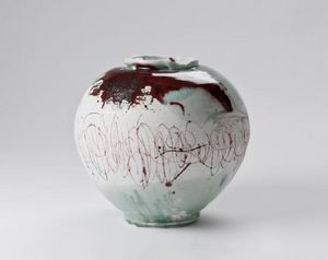 ADAM FREW CERAMICS -  - Decorative Vase