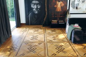 PARQUET IN -  - Inlaid Parquet