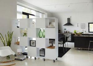 ABC-Reoler Aulum -  - Wheeled Bookcase