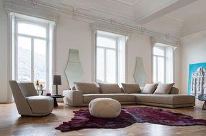 ALBERTA -  - Corner Sofa