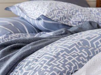 Alexandre Turpault - dedale - Bed Sheet