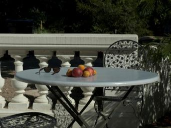 TERRES D'ALBINE -  - Garden Table