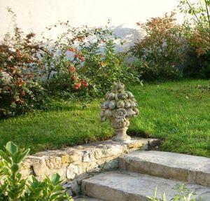 TERRES D'ALBINE - bouquet perla - Garden Ornament