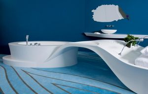 ADJ -  - Freestanding Bathtub