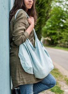 Couleur Chanvre - biarritz l'été - Handbag