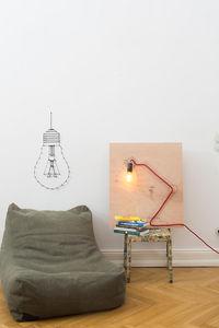 Donkey - sring art light up - Wall Decoration