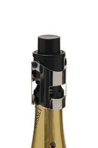 VINOLEM - noir - Champagne Stopper