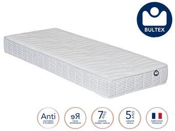 Bultex - matelas relaxation bultex i-novo 915 19cm - Adjustable Bed Mattress