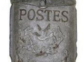 Antic Line Creations - boite à lettre déco postes - Letter Box