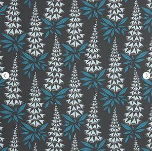 MissPrint - foxglove boleyn - Upholstery Fabric