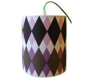 TOUCH OF LIGHT - noir - Cone Shaped Lampshade