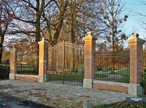 HARMONIE DU LOGIS -  - Entrance Gate