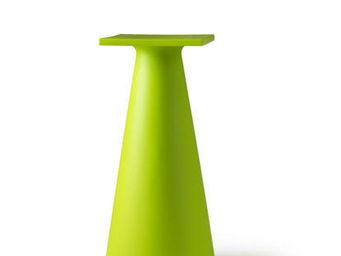 Lyxo by Veca - gamba tavolo tiffany - Bar Table