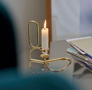 Hay - lup table - Candlestick