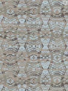 J.D. STARON - -amulet - Modern Rug