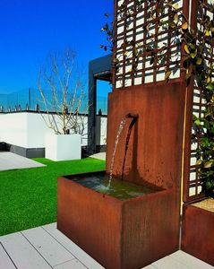 Jardinesysol -  - Wall Fountain