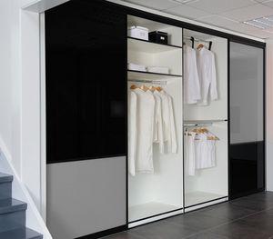 Agem -  - Straight Walk In Closet