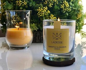 AMBIENTAIR - osmanthus & bourbon - Scented Candle