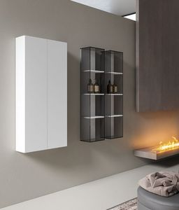 BMT - xfly - Bathroom Double Storage Cabinet