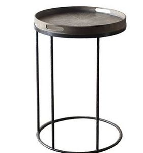 LA VILLA HORTUS - wood line - Side Table