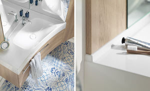 BURGBAD - sys30 sana-- - Bathroom Furniture