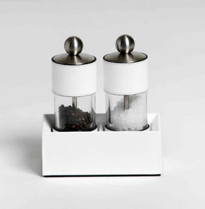 Pinetti -  - Saltcellar And Pepperpot