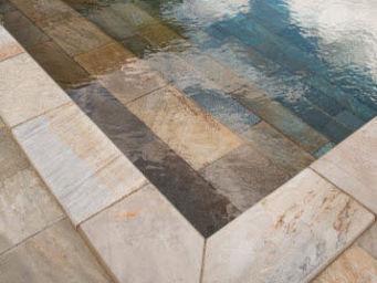 ARTECTA by International Slate Company -  - Pool Border Tile