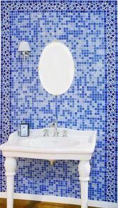Emaux de Briare - marienbad - Mosaic Tile Wall