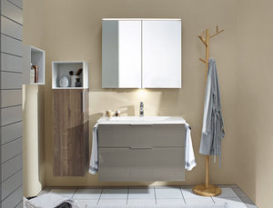 BURGBAD - eqio - Bathroom Single Storage Cabinet