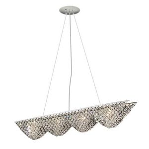ALAN MIZRAHI LIGHTING - amls070 diamond pave - Chandelier