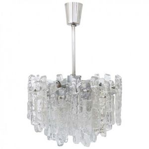 ALAN MIZRAHI LIGHTING - qz1015 kalmar ice - Chandelier