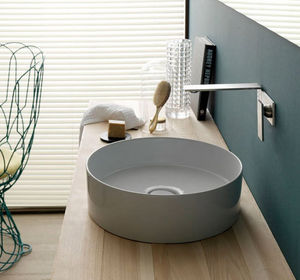 CasaLux Home Design - hide circle - Freestanding Basin